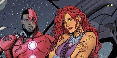 What the Original Justice League Odyssey #1 Would Have Been Like