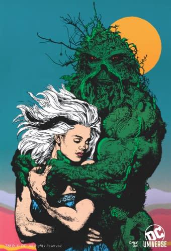 swamp thing jennifer beals dc universe