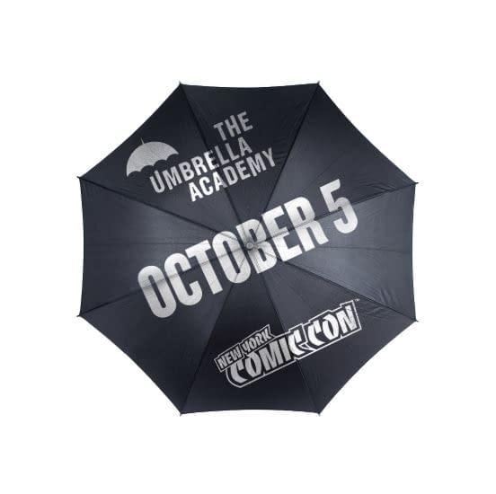 The Umbrella Academy Artist Gabriel Bá Offers New Look at Netflix Series