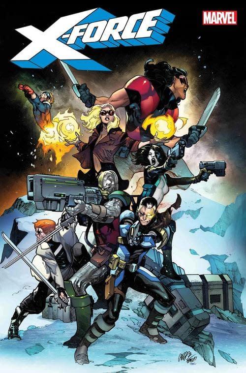 Frankensteining Marvel Comics December 2018 Solicitations