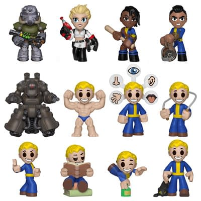 Funko Fallout Mystery Minis
