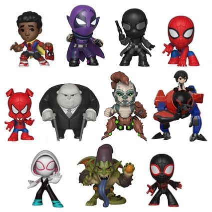 Funko Spider-Verse Mystery Minis 1