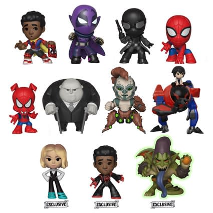Funko Spider-Verse Mystery Minis 2