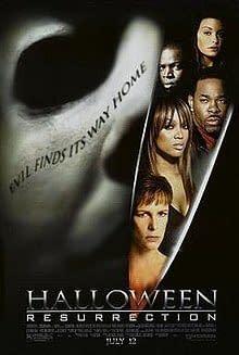 Halloween Resurrection Poster