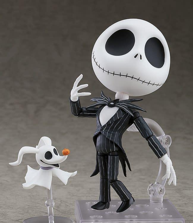 Jack Skellington Nendoroid Figure 2