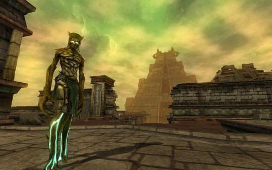 """Daybreak Games Announces EverQuest 2 Expansion """"Chaos Descending"""""""