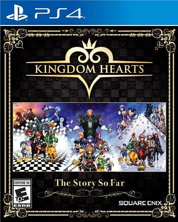 Forgot Everything About Kingdom Hearts? There's a New Compilation Coming
