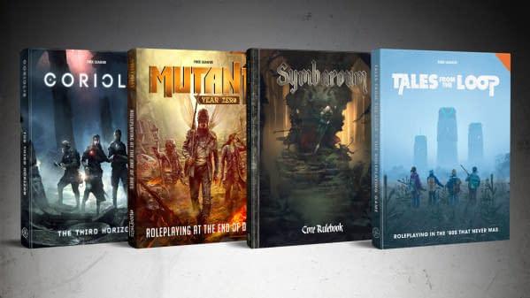 Free League Publishing Merges with Team Järnringen