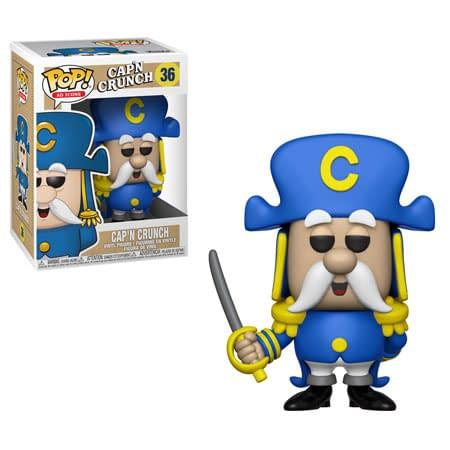 Cap'N Crunch Funko Pop