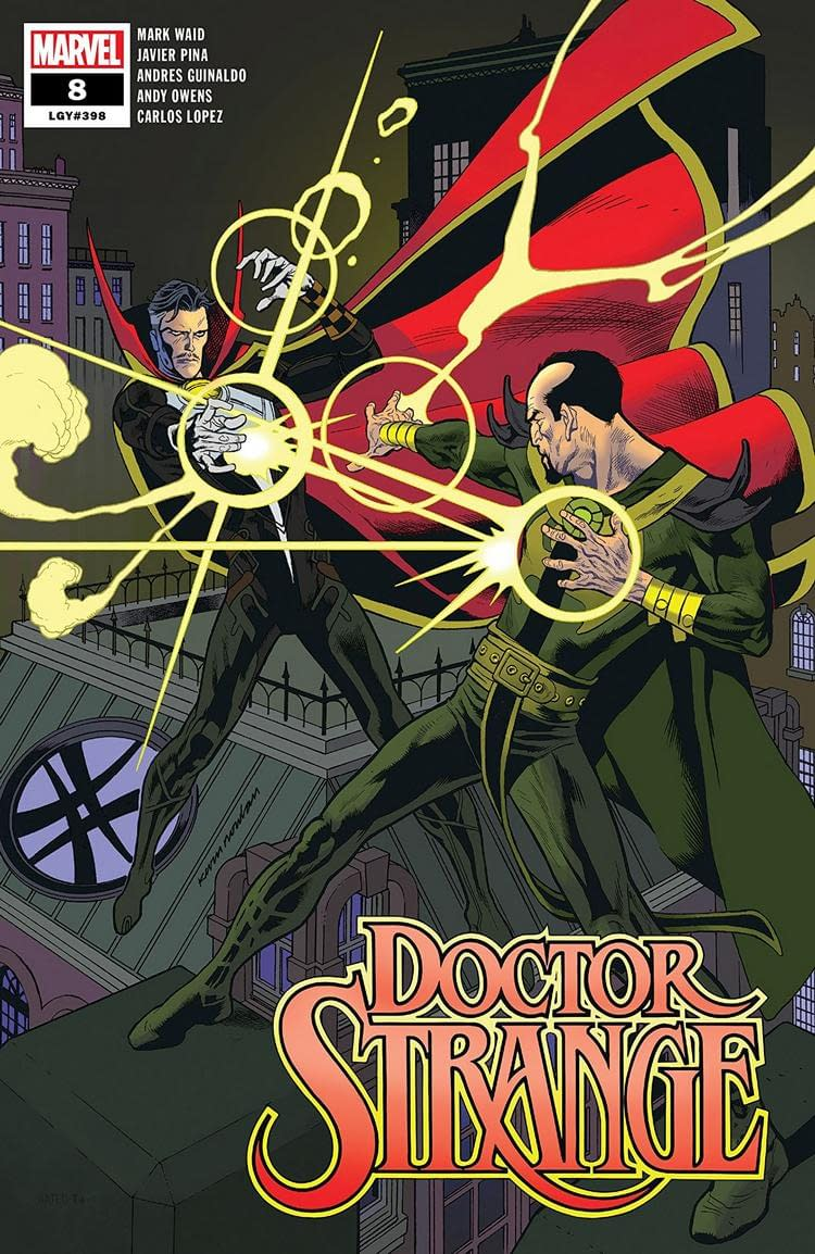 Wait, There's Another Crimson Gem of Cyttorak Now? Next Week's Doctor Strange #8