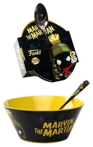 Funko Cereal Bowl Marvin the Martian