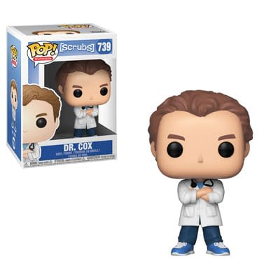 Funko Scrubs Dr. Cox Pop