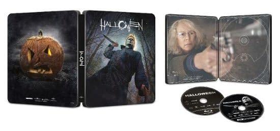 Halloween Blu Ray Steelbook Best Buy