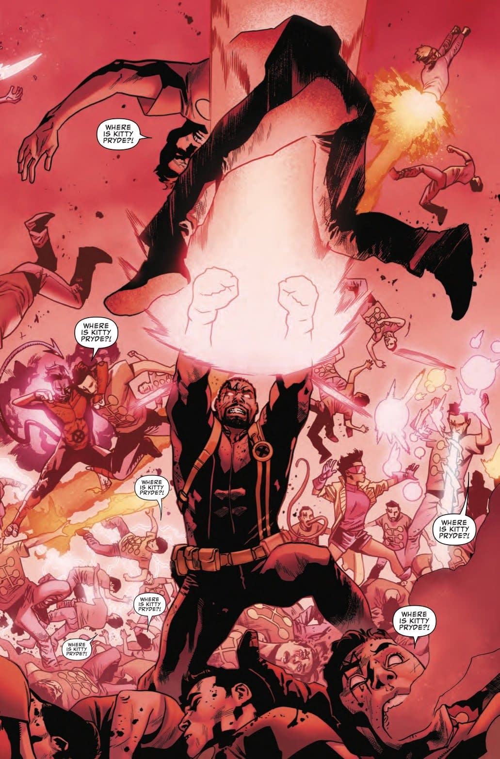 So That's Where Kitty Pryde Went in Next Week's Uncanny X-Men #1