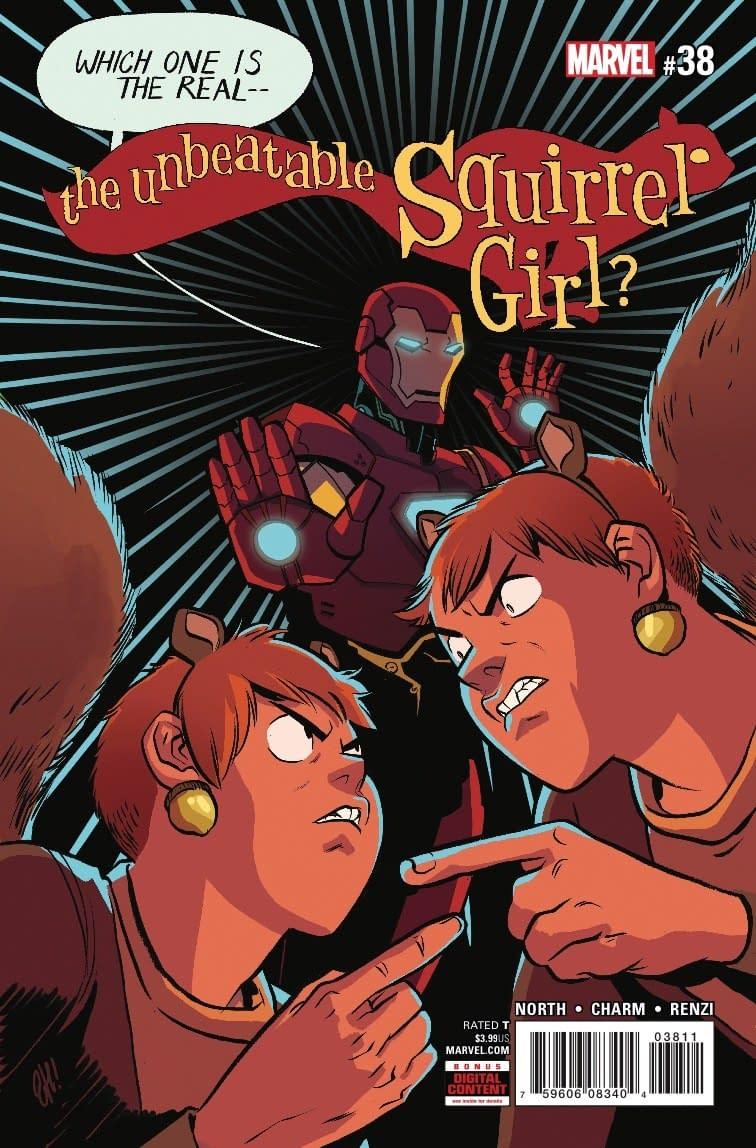 A Secret Invasion Sequel in Next Week's Unbeatable Squirrel Girl #38?
