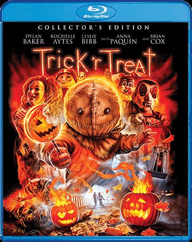 Trick r Treat Scream Factory Blu Ray