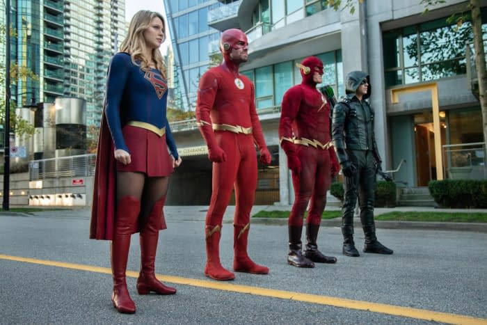 """The State of CW's DCU [UPDATE]: How the """"Arrowverse"""" Survives Post-'Arrow'"""
