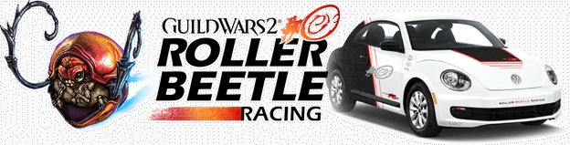 ArenaNet is Giving Away a Roller Beetle Racing Themed Car