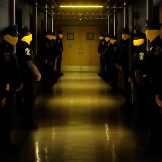 """HBO's Watchmen: """"Masks Save Lives"""" Even When """"Hiding in Plain Sight"""" (TEASERS)"""