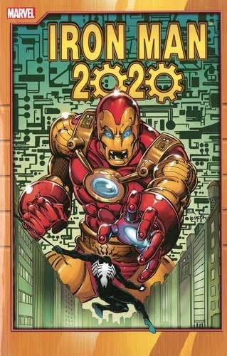 Marvel Comics Tease Iron Man 2020 in a Year's Time