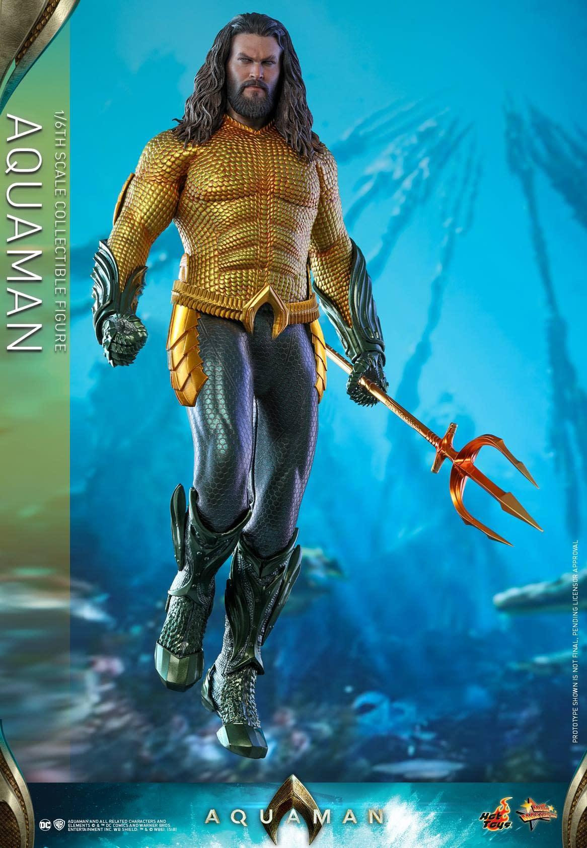 Aquaman Hot Toys 1