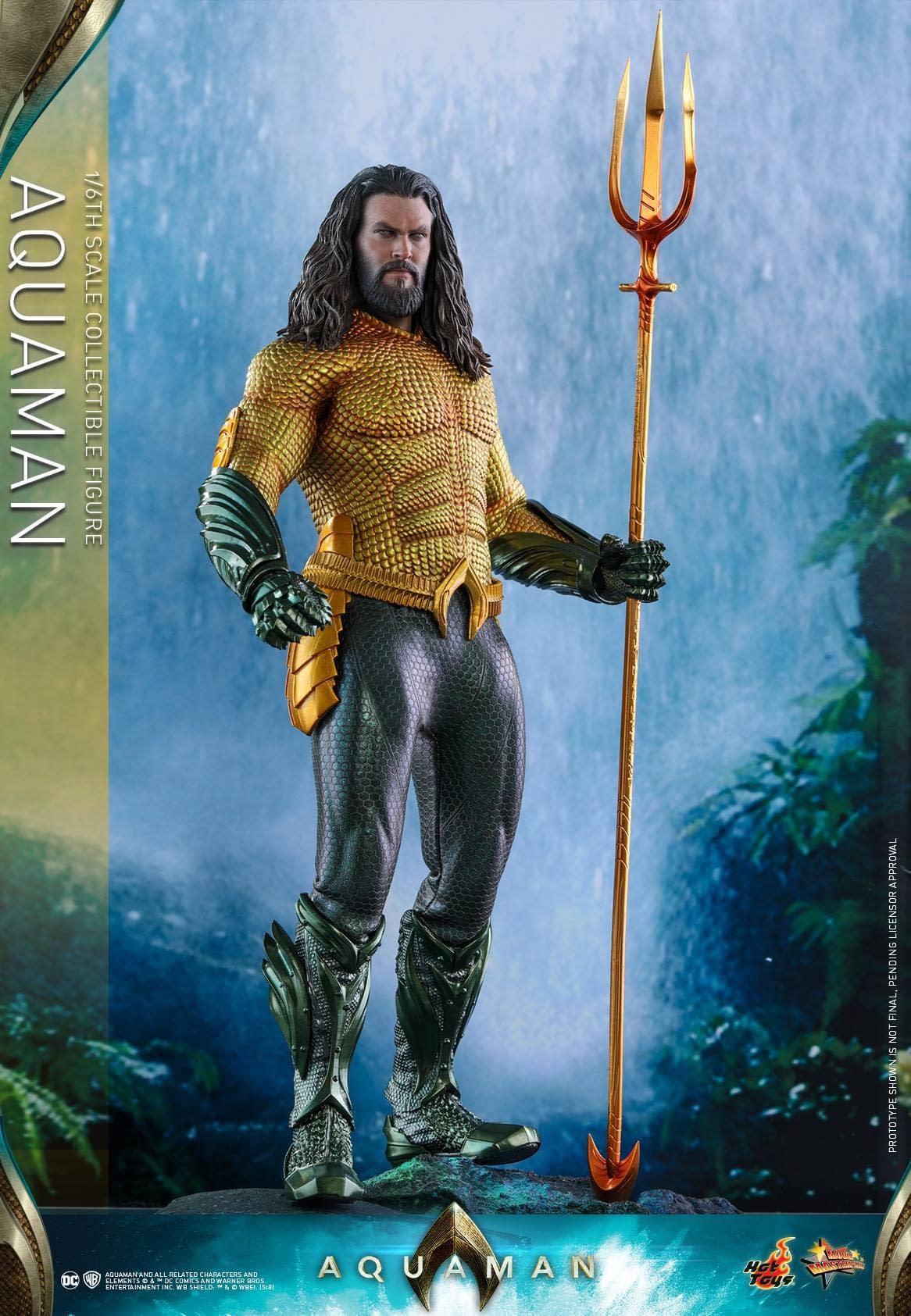 Aquaman Hot Toys 2