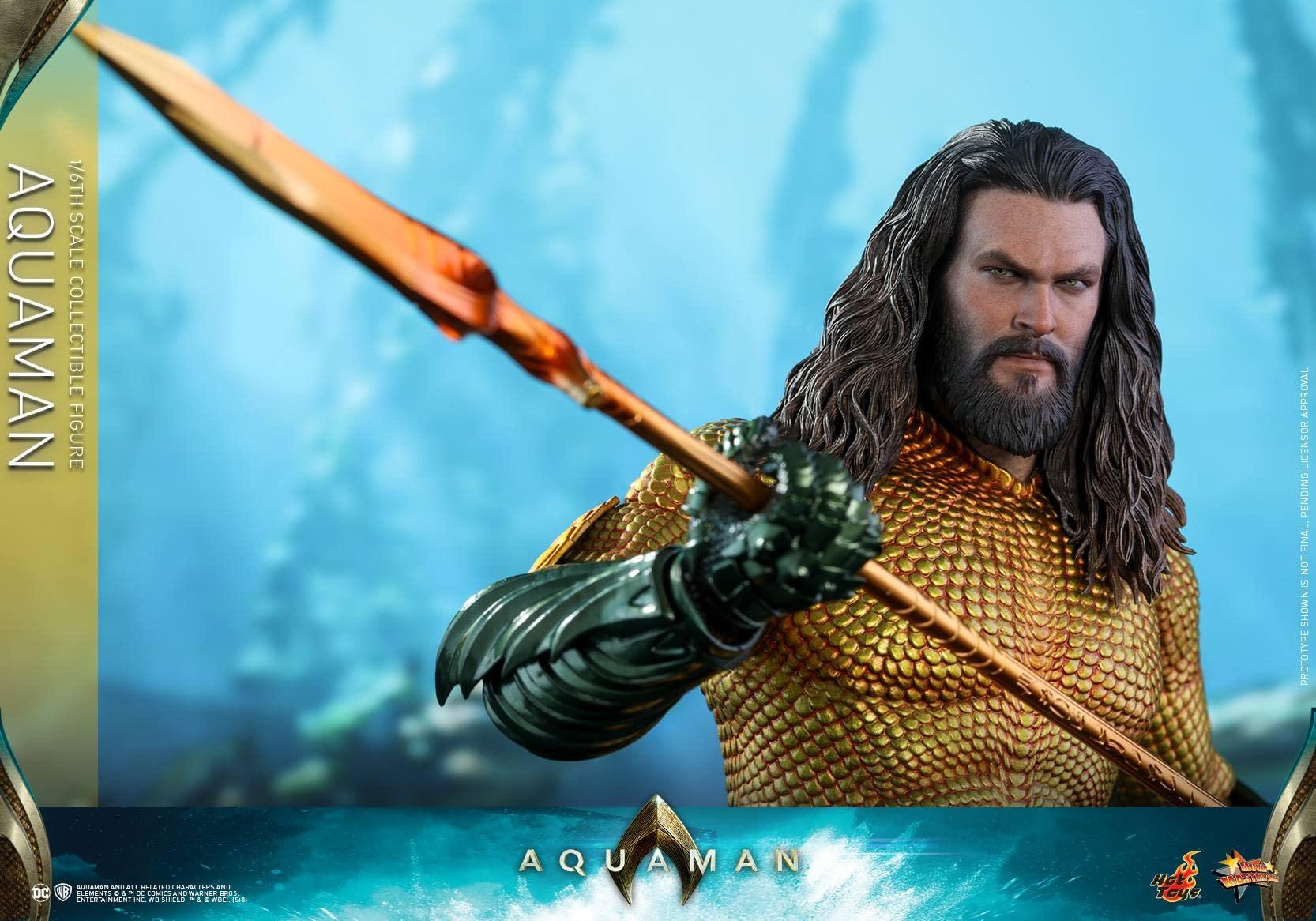 Aquaman Hot Toys 3