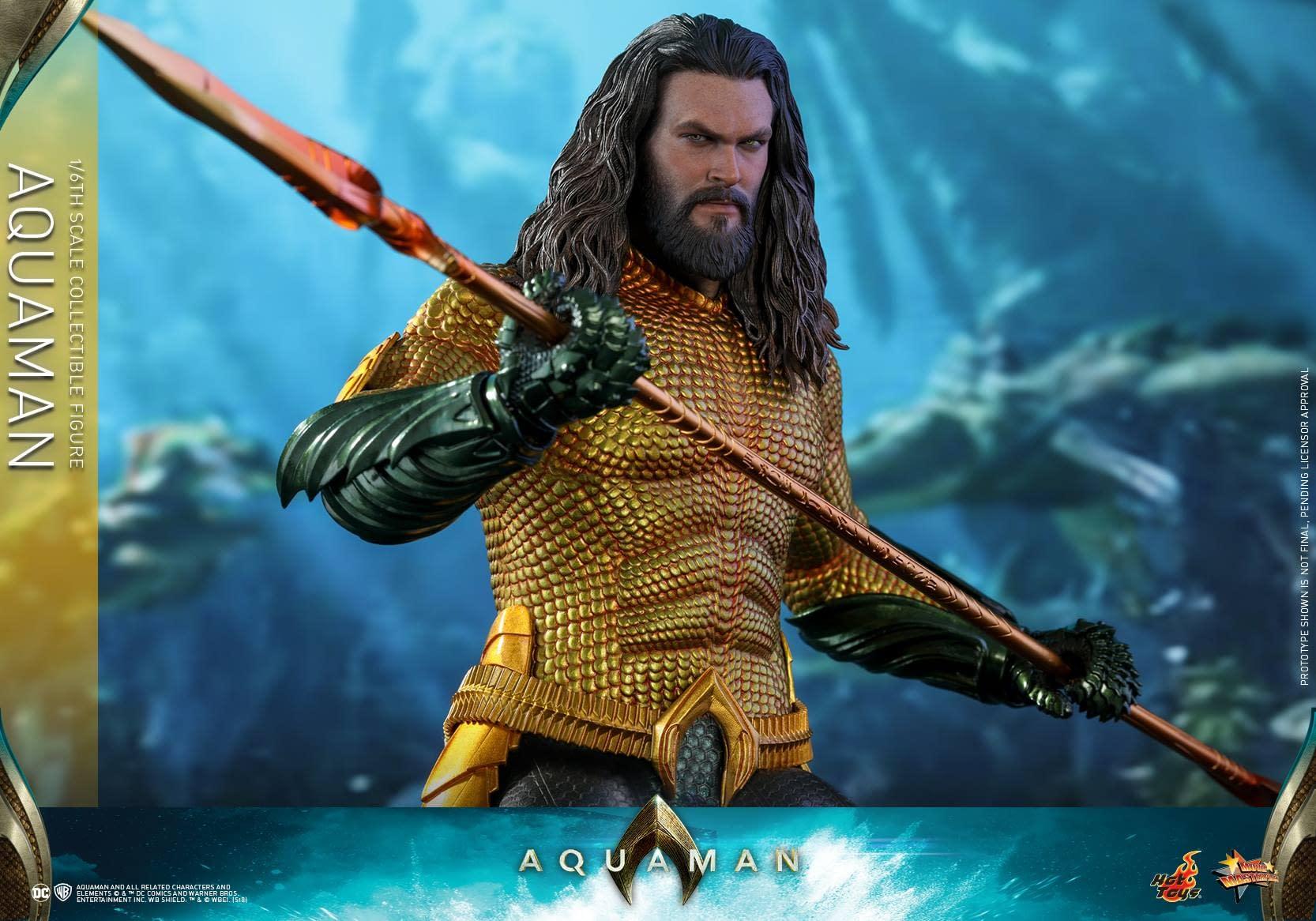 Aquaman Hot Toys 4