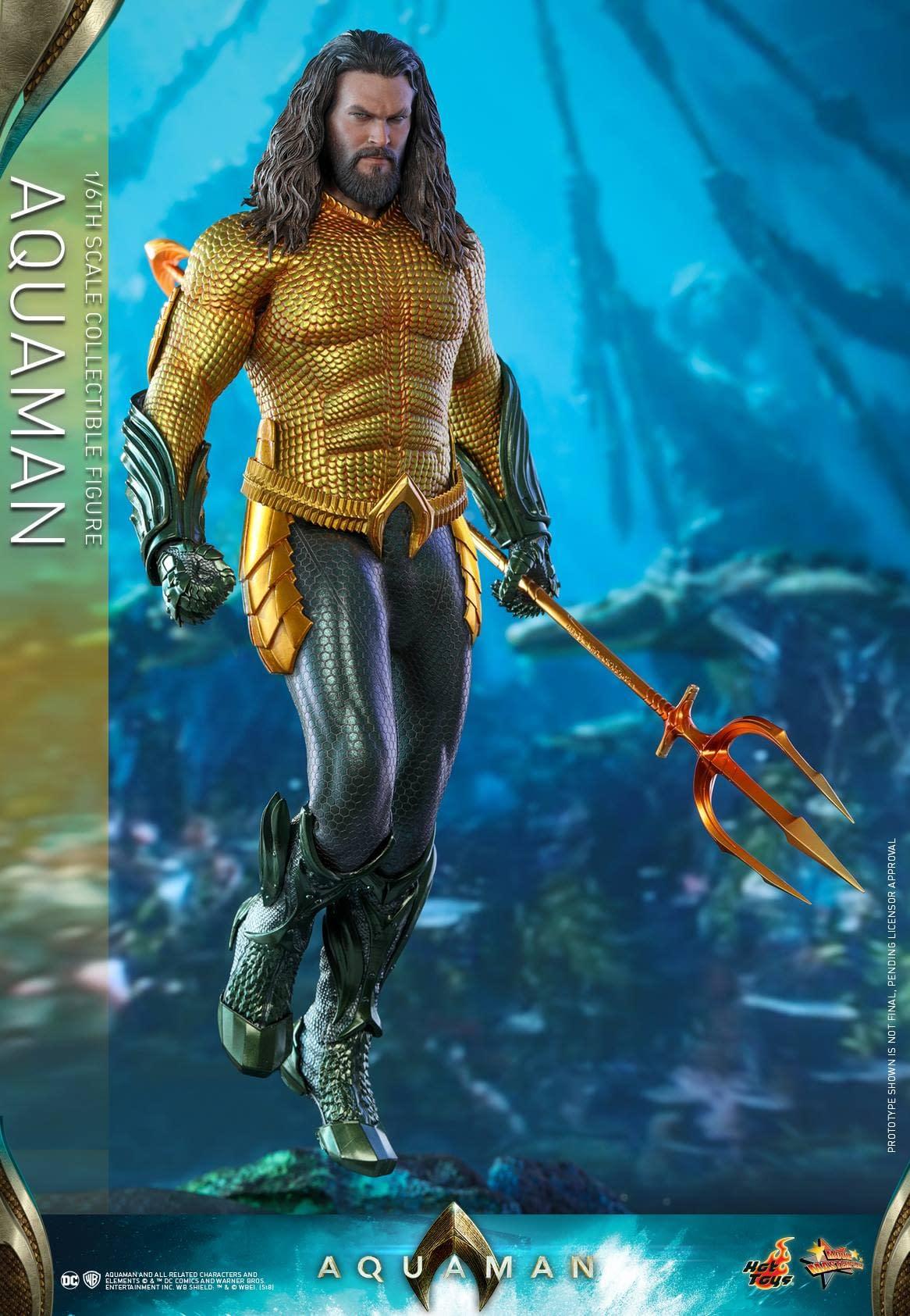 Aquaman Hot Toys 6