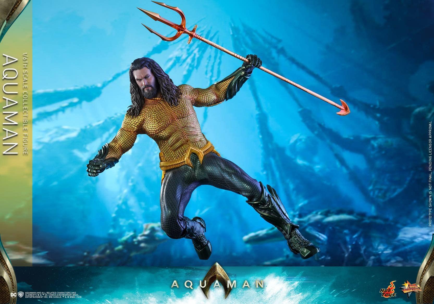 Aquaman Hot Toys 7