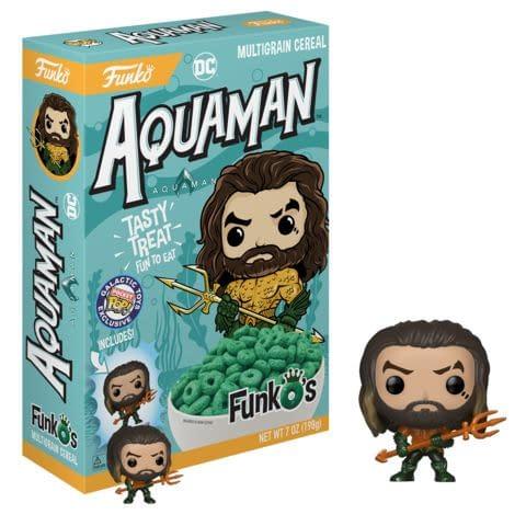 Funko Funk-o's Aquaman