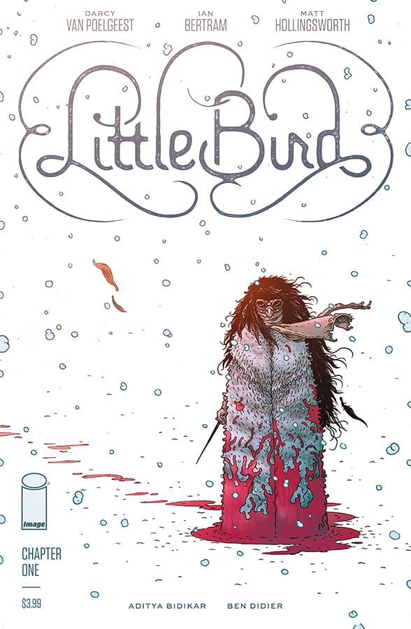 Comics Retailers Battle it Out Over Little Bird From Image Comics