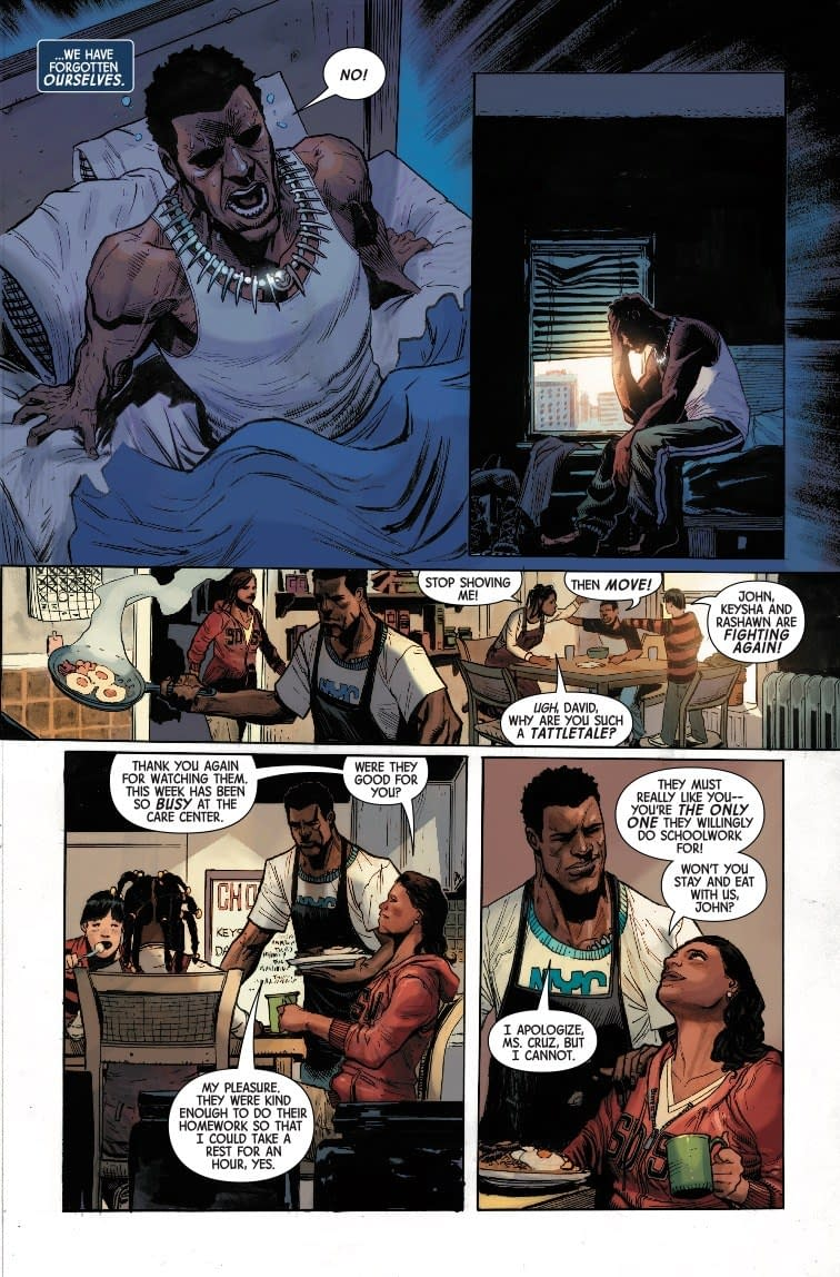 Of Course Reed Richards is to Blame… Next Week's Marvel Knights 20th #4