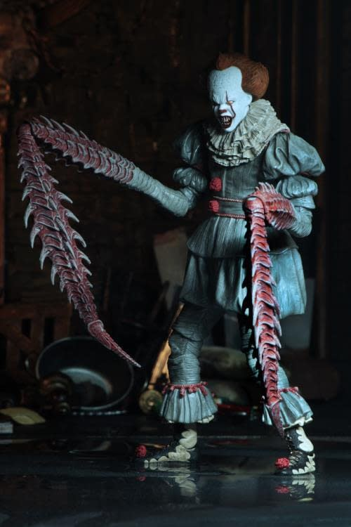 NECA Ultimate Pennywise Version 3 4