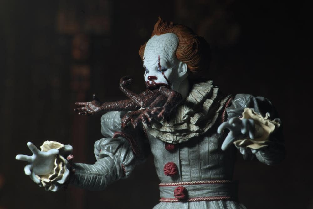 NECA Ultimate Pennywise Version 3 5