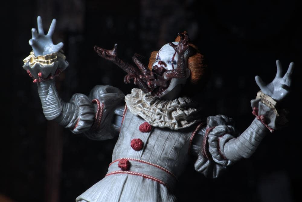 NECA Ultimate Pennywise Version 3 6