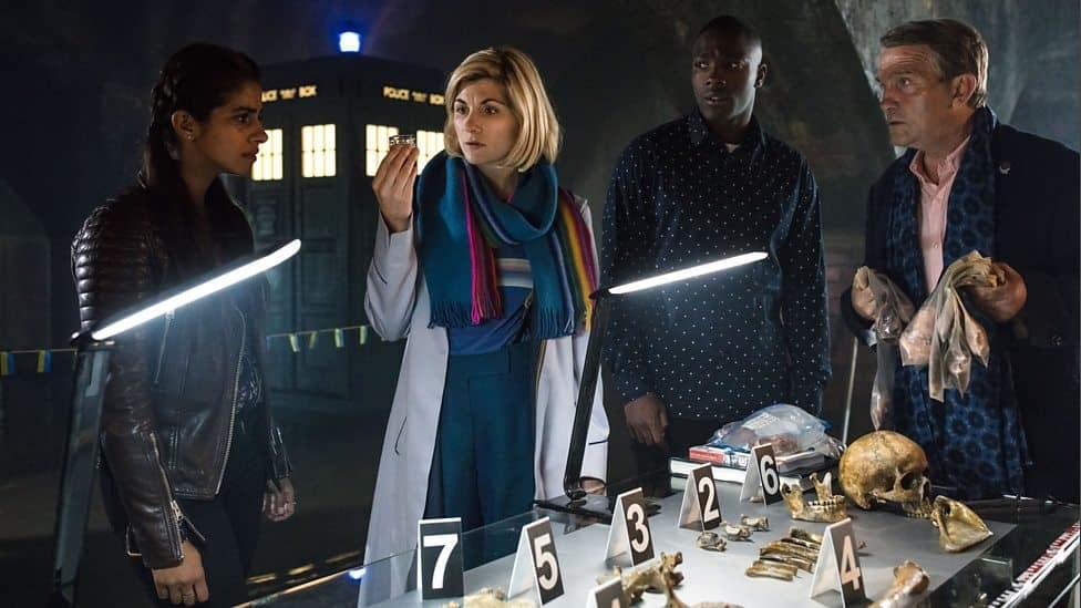 Doctor Who New Year's Day Special 'Resolution': Yes, Please! (PREVIEW)