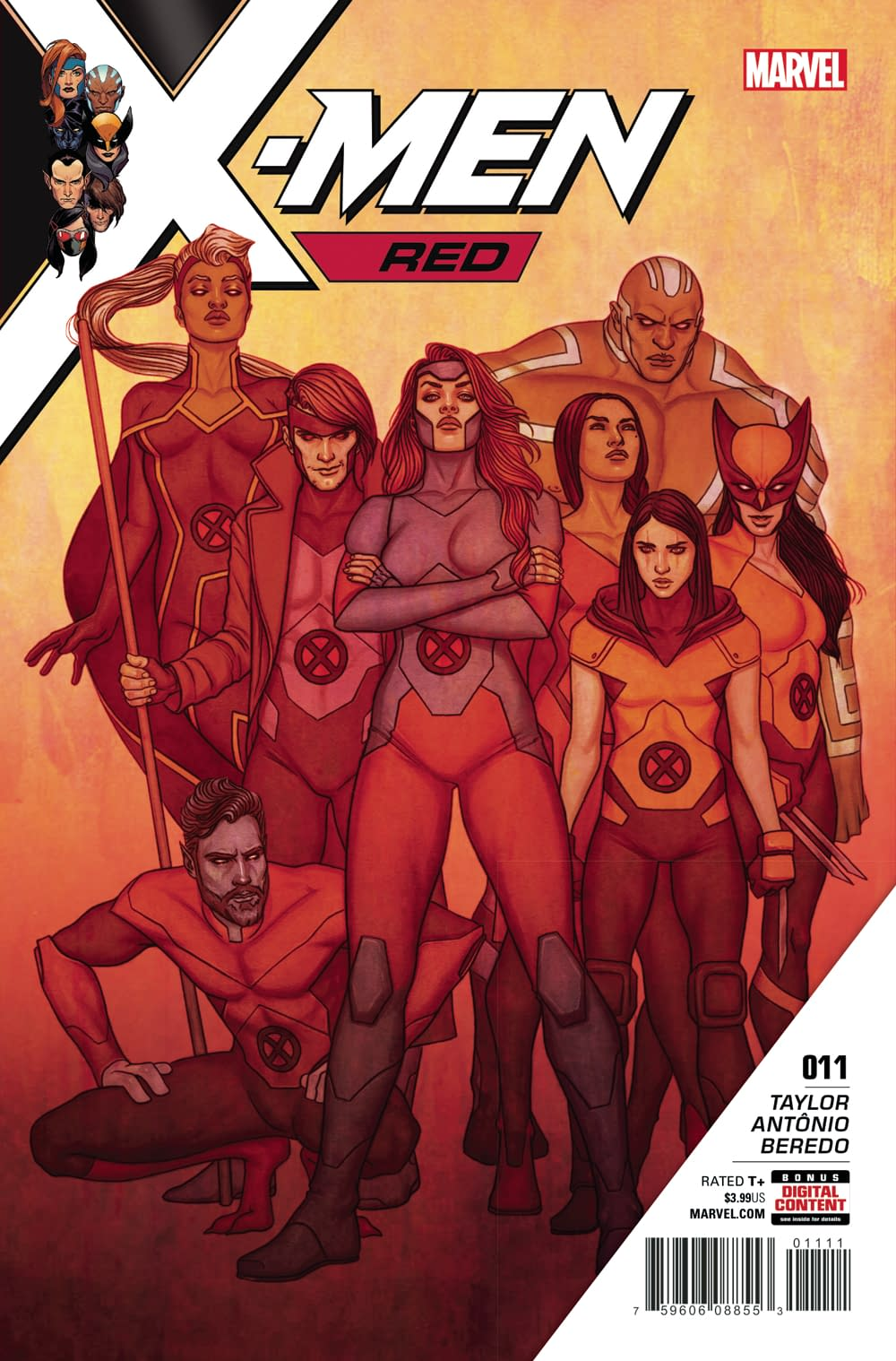 Cassandra Nova Not Adhering to FAA Regulations in Next Week's X-Men Red Finale