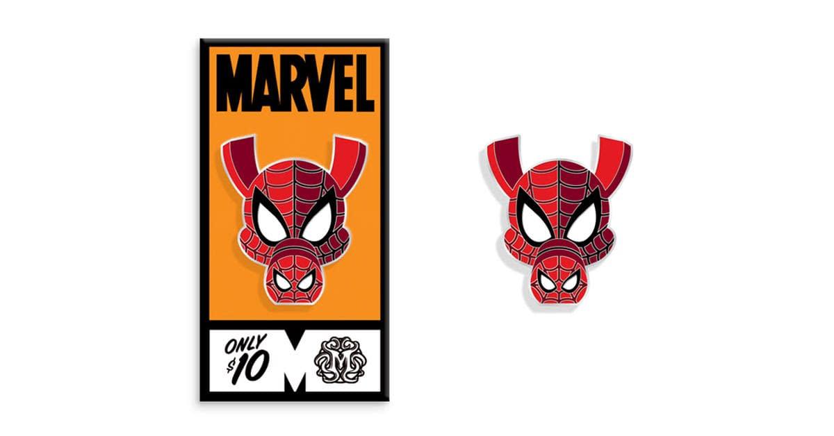 Spider Ham Pin Mondo Spider-Verse