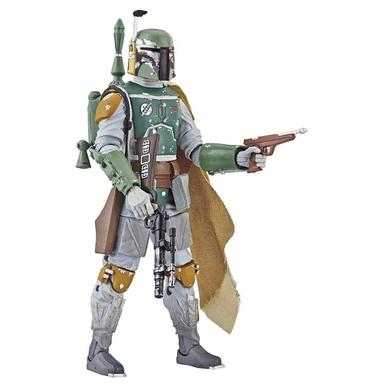 Star Wars Black Series Archive Collection Boba Fett 1