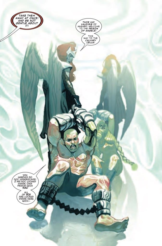 The Debut of Thorshach in Next Week's Thor #8