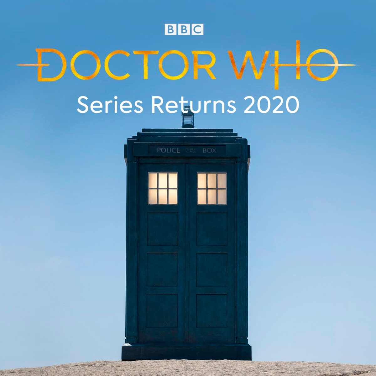 doctorwho series 12 production