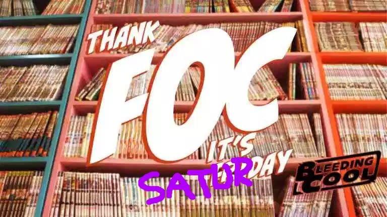 Thank FOC It's Saturday