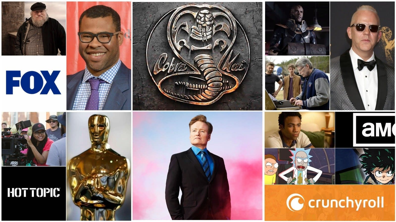 The Bleeding Cool Top 25 TV Influencers 2019: The Complete List