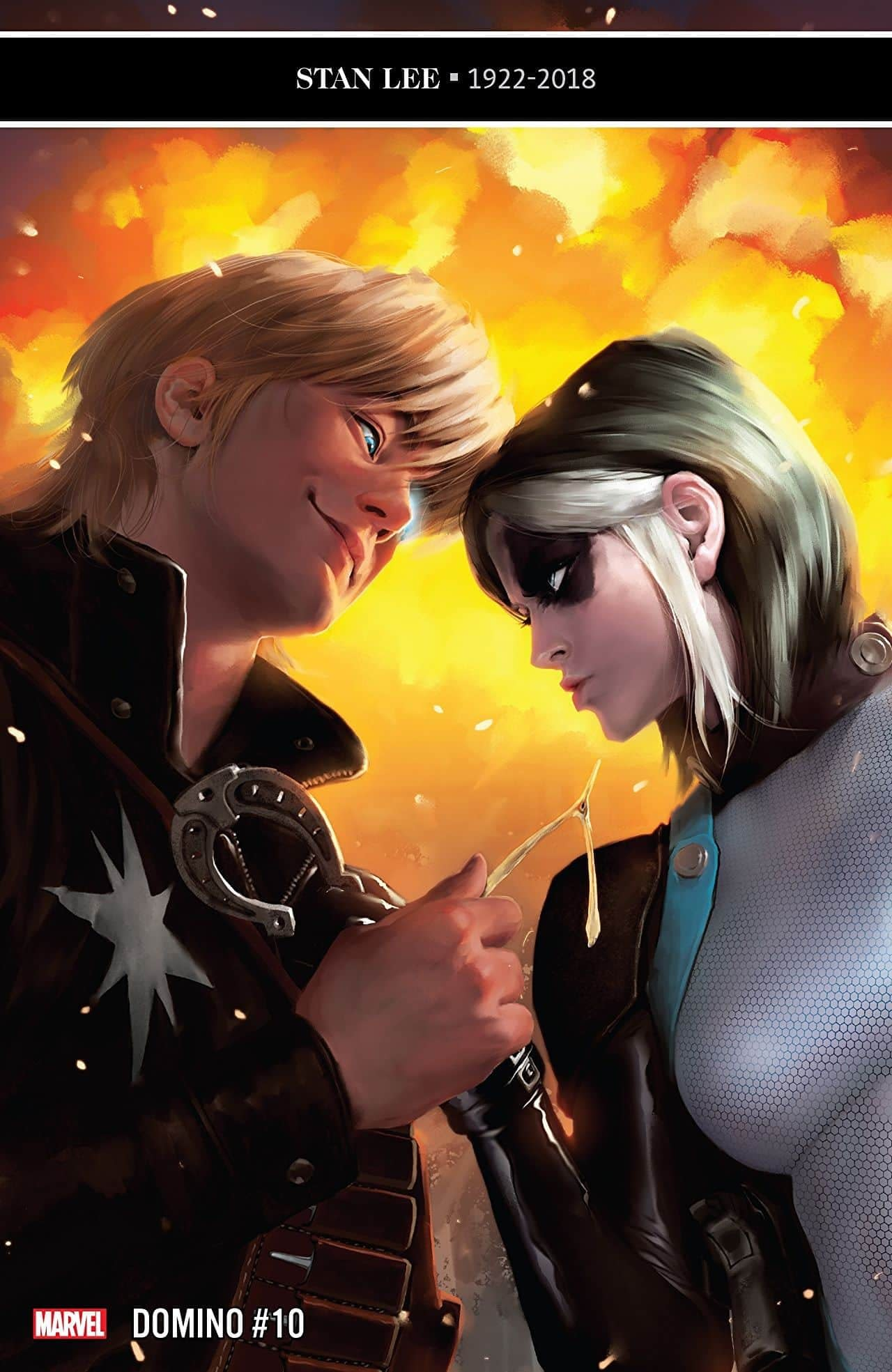 Finding Religion in Next Week's Domino Finale