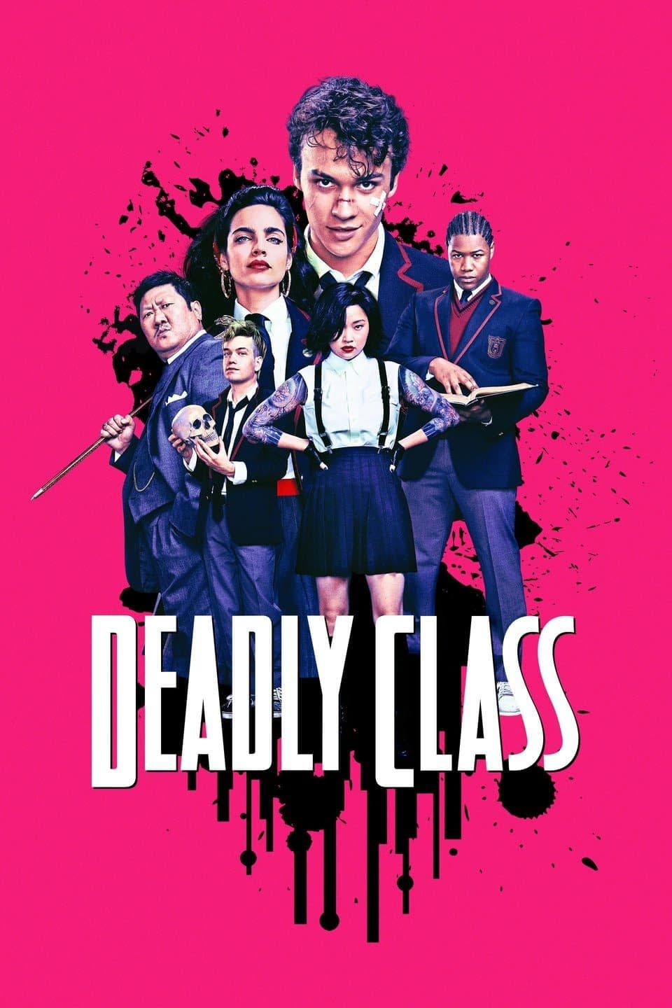 'Deadly Class' is in Session: Don't You Dare Skip THIS Lesson [REVIEW]