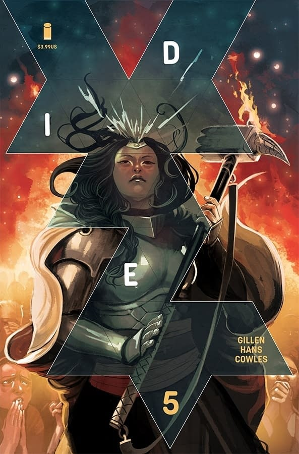 Ascender, Fairlady and Section Zero Launch in Image Comics April 2019 Solicitations