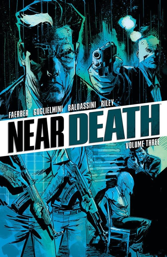 Image Cancels Near Death Vol. 3 OGN for Low Sales, Will Release Digitally Only