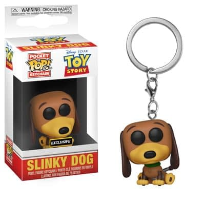 Funko Toy Story Keychain 4