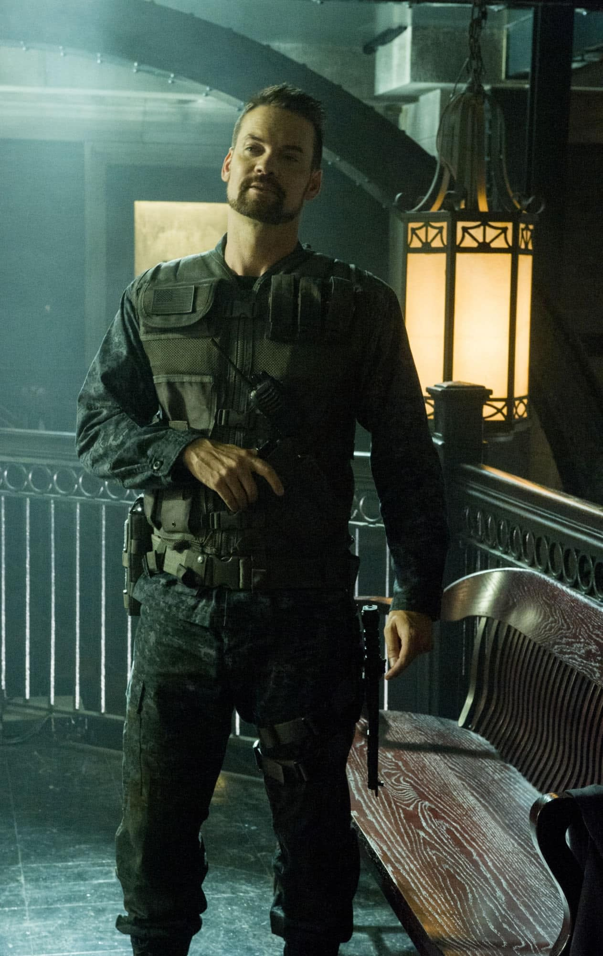 'Gotham' Back-Breaker Shane West Almost Frozen Out of Key Role